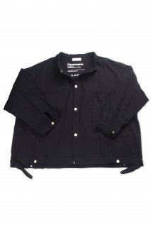 【Fenomeno-フェノメノ】<br>  Jacket BLK<br>