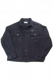 【Fenomeno-フェノメノ】</br>  Denim Jacket BLK</br>