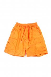 【Fenomeno フェノメノ】</br>Nylon cargo shorts ORG