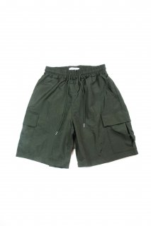 【Fenomeno フェノメノ】</br>Nylon cargo shorts OLV