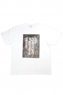 【Fenomeno-フェノメノ】</br>  #SAPPORO Tshirt 2021 WHT