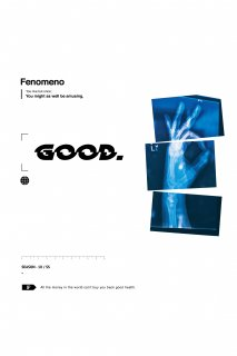【Fenomeno-フェノメノ】</br>(ご予約分) 7/30以降順次発送予定  </br>  Good WHT