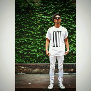 【男旅×Anello】ODT tee(White)