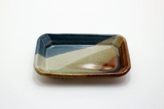 【新着】豆皿(長しかく)