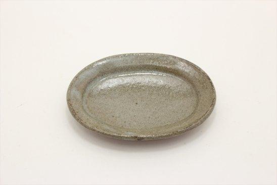 【新着】長石釉オーバルプレートSS