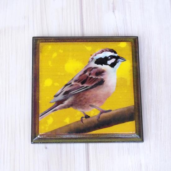 Stencil Bird001