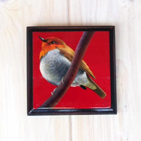 Stencil Bird002