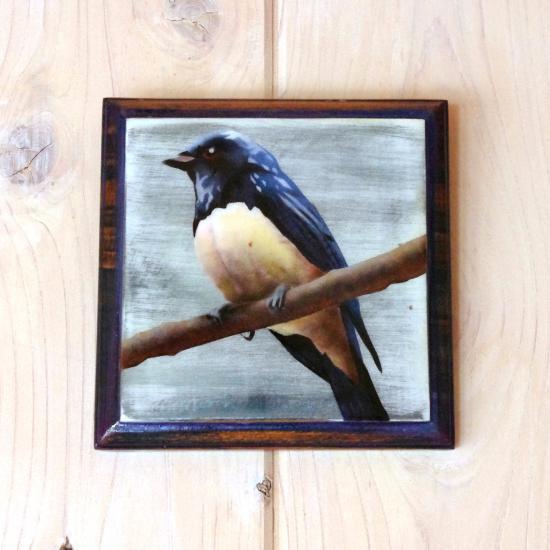 Stencil Bird004