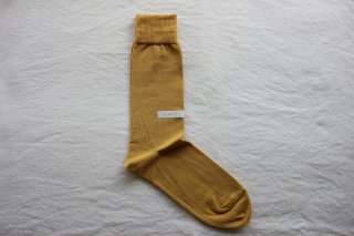 <img class='new_mark_img1' src='https://img.shop-pro.jp/img/new/icons50.gif' style='border:none;display:inline;margin:0px;padding:0px;width:auto;' />KIMURA` COTTON SOCKS  22-24cm  Canary yellow
