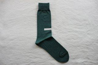 KIMURA`  COTTON SOCKS  22-24cm Moss