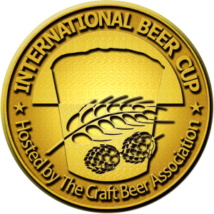 The International Beer Cup(インターナショナル・ビアカップ)2017 「Gold(South German-Style Hefeweizen)」