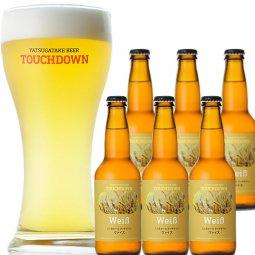 八ヶ岳ビール タッチダウン「ヴァイス」6本セット