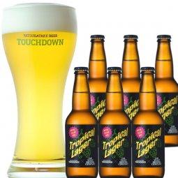 ホップ7.5倍の衝撃!Far Yeast Brewingとのコラボビール「トロピカルラガー」6本セット