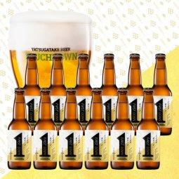 1杯目専用生ビール「ファーストダウン」12本セット