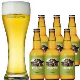 """旨味が押しよせる""""The麦芽100%ビール""""「ピルスナー」6本セット"""