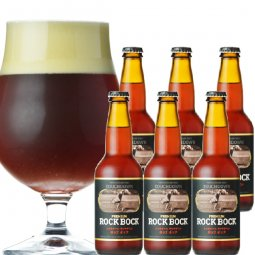 長期熟成ストロングビール「プレミアム  ロック・ボック」6本セット