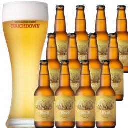 フルーティーなフレーバーに驚く小麦のビール「ヴァイス」12本セット