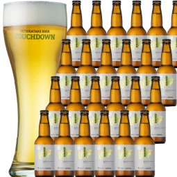 北杜産ホップ100%ビール「HOKUTO Japanese pilsner Fresh Hop Ver.1」24本