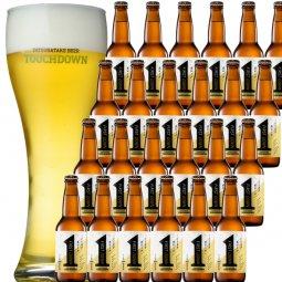 1杯目専用生ビール「ファーストダウン」24本セット