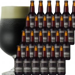 ビターチョコのような濃厚黒ビール「ショコラ・シュバルツ」24本