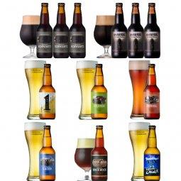 「八ヶ岳ビール タッチダウン」8種12本飲み比べセット