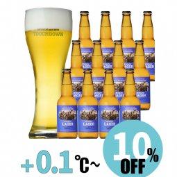 "【10%OFF】清里ラガー12本セット/抜群のキレで飲みやすさの""高原ビール"""
