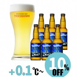 【10%OFF】八ヶ岳ビール タッチダウン「はやぶさ2タッチダウン清里ラガー」6本