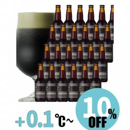 【10%OFF】ビターチョコのような濃厚黒ビール「ショコラ・シュバルツ」24本