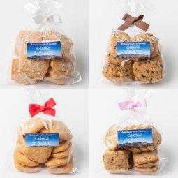 「CAROLE」のクッキー4種セット