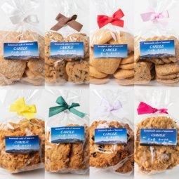 「CAROLE」のクッキー&ロックケーキ8種セット