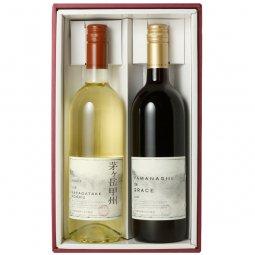 中央葡萄酒「グレイスワイン」(白&赤)