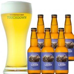 ワールド・ビア・アワード2016世界最高賞ビール「清里ラガー」6本セット