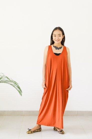 RL Wide Long Dress (sb-015)