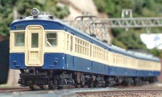 国鉄クモハ54+クモハ50+クハユニ56 飯田線3両セット[KATO長軸改軌]