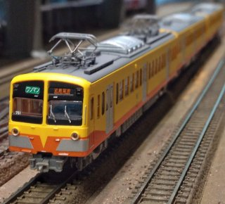 [短軸ローフランジ改軌]三岐鉄道751系3両セット