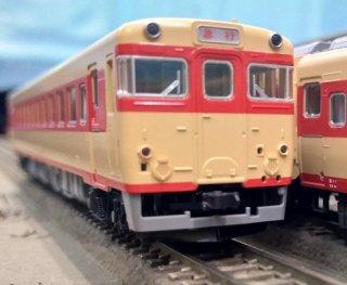 国鉄キハ58-1100(M)[KATO長軸改軌]