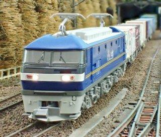 JR EF210 300番台[KATO長軸改軌]