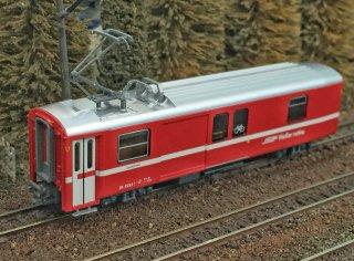 レーティッシュ鉄道電源荷物車DS4223 [KATO長軸改軌]