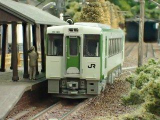 JR キハ110-100(M)[KATO長軸改軌]