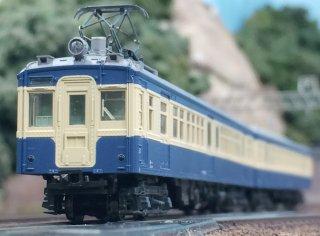 国鉄クモハ51-200+クハ47-100飯田線2両セット[KATO長軸改軌]