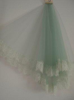 Color veil -mint-