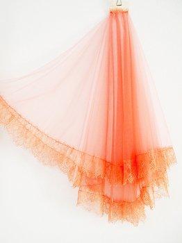 Color veil -vermilion-