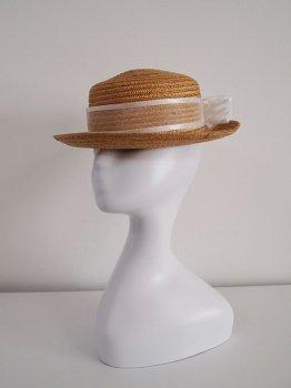 Vintage straw hat 2