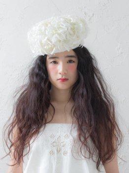 Vintage head dress 5