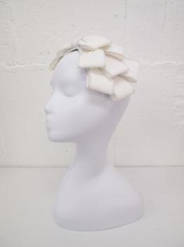 Ribbon bonnet(W)