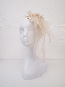 Leaf bonnet - Sophie
