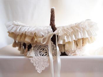 Wedding basket -due
