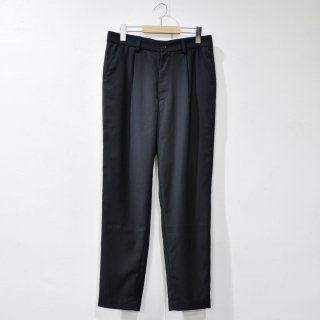 UTILITY TROUSERS [BLACK]