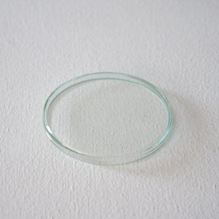 GLASS LID SS [ φ62×H6mm ]
