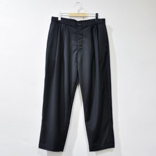 EASY TROUSERS [BLACK]